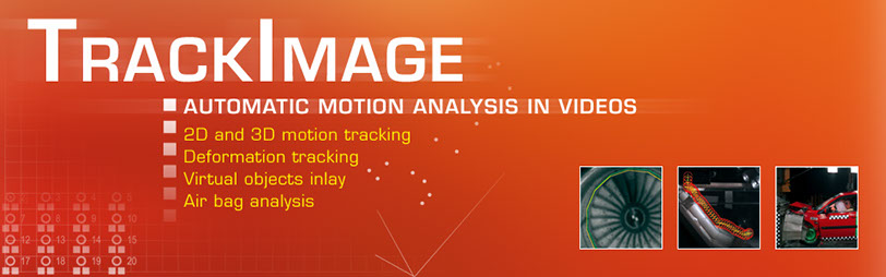 Track Image - Motion Analysis Software by ORME